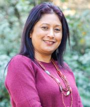 Hasina Kharbhih Chair of Board