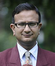 Debotosh Purkayastha Finance Director