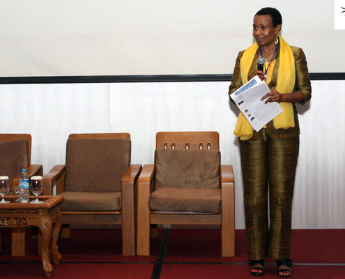 Ms. Yolaine Joseph, Sr. Operations Officer, Global Partnerships and Trust Fund Operations