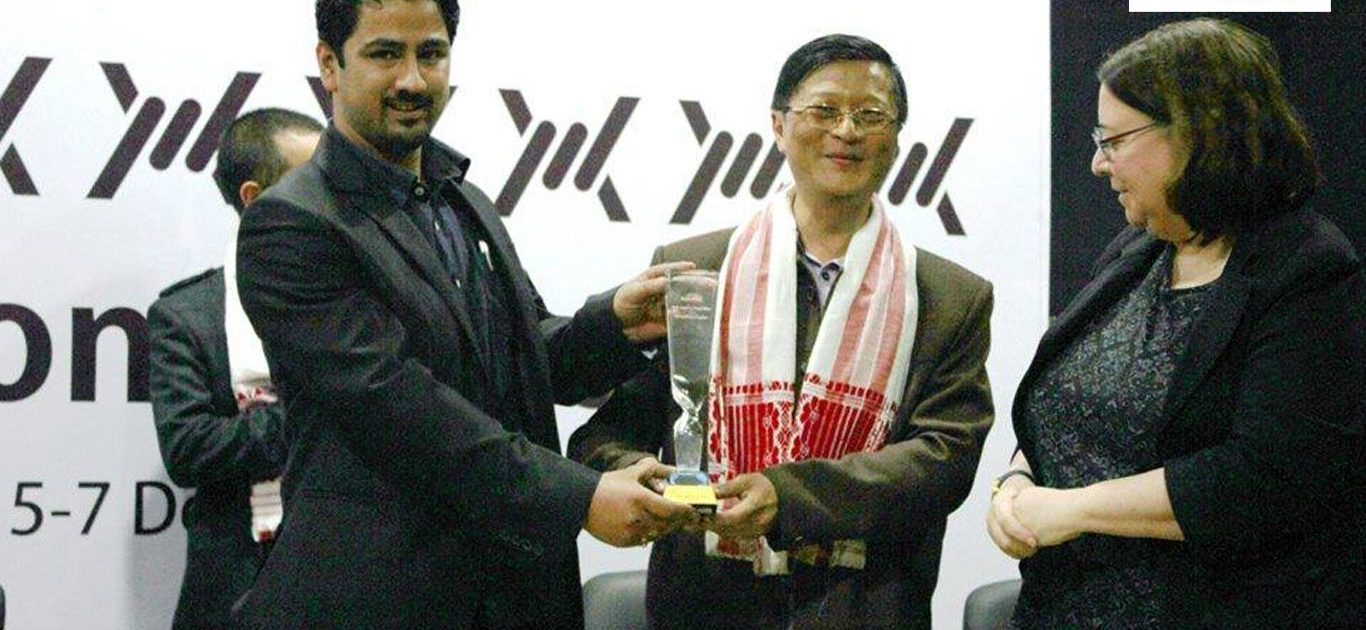 Thomas Lim Editor Deepak Singh Associate Editor Meghalaya. Times receives Impulse Model Media Award for Change Makers 2013 from Helen LaFave Consul General U. S. Consulate Kolkata.