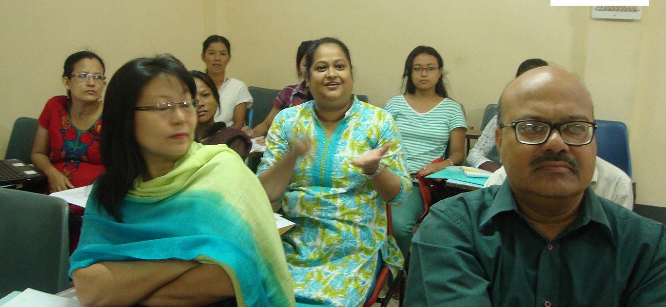 Jahnabi Goswami - Assam Network of positive people.