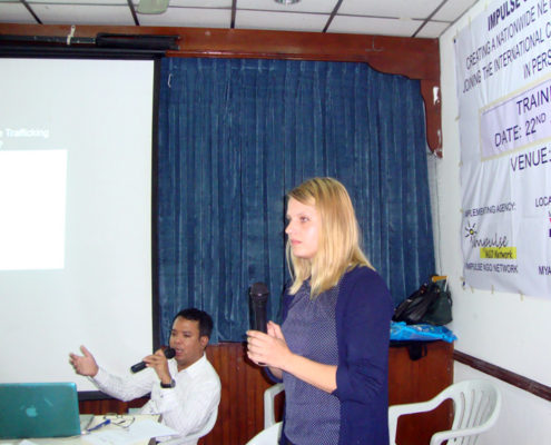 Capacity Building Myanmar Media Phase 1 8
