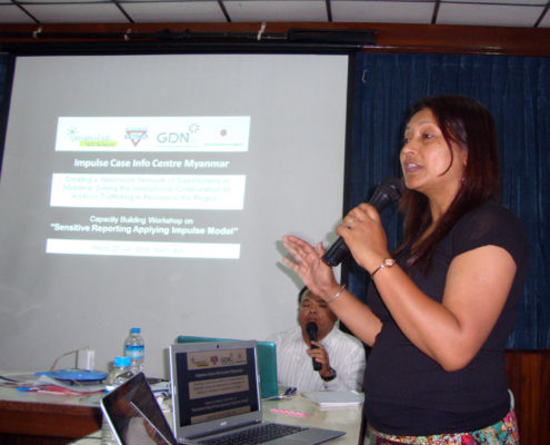 Capacity Building Myanmar Media Phase 1 9
