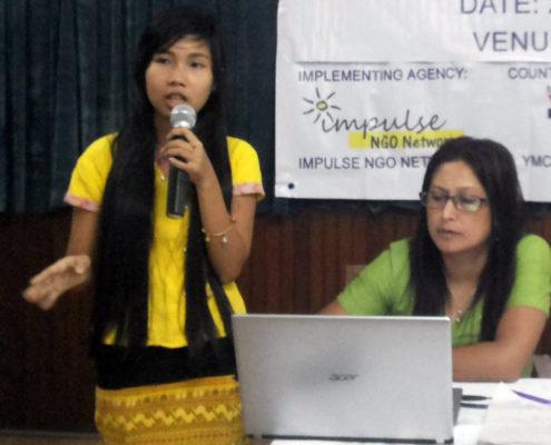 Capacity Building Myanmar Media Phase 2 2