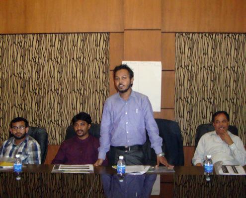 Impulse Model Capacity Building Training For NGOs - Guwahati 4 & 5 May, 2014
