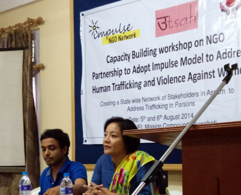 Capacity Building Training For NGO Partnership Phase II 1