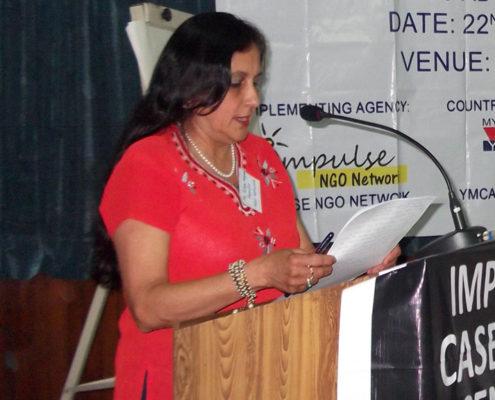 Pushpa Hargovan - Board Director, Impulse NGO Network