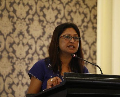 Hasina Kharbhih Chair of Board Impulse NGO Network