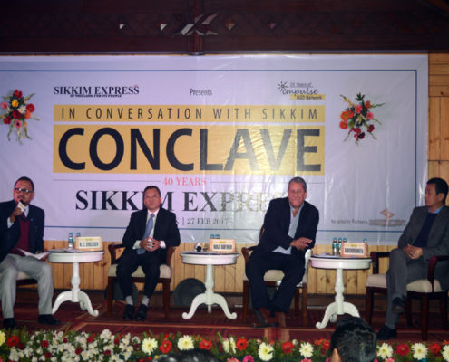 In Conversation with Sikkim Conclave 11