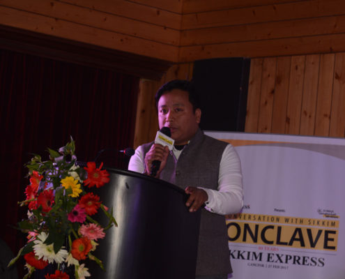 In conversation with Sikkim Conclave 1