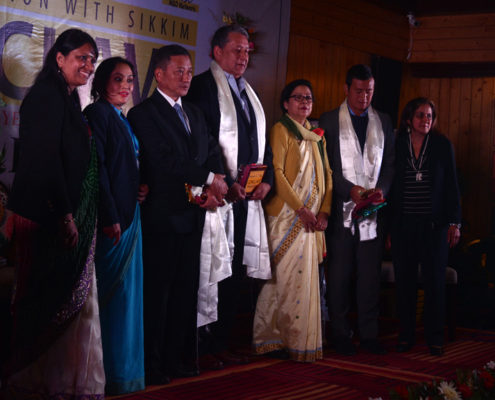 In conversation with Sikkim Conclave 5