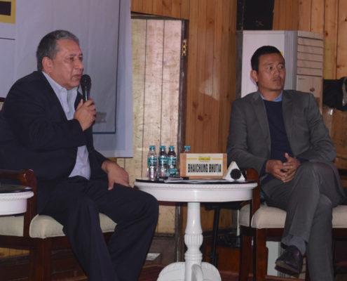 In conversation with Sikkim Conclave 8