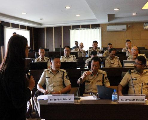 Impulse Case Info Centre Software Training - Gangtok, Sikkim