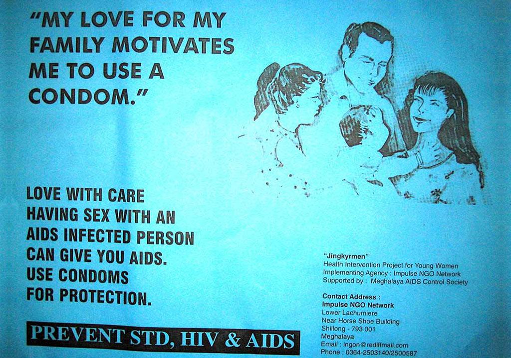 Jingkyrmen Prevent STD HIV AIDS