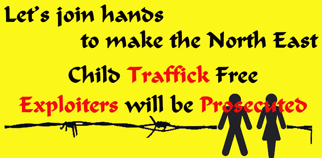 Join Hands to Make Northeast Trafficking Free 2008 09