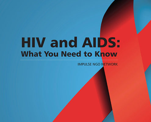 UNODC MACS HIV Awareness Brochure 2009
