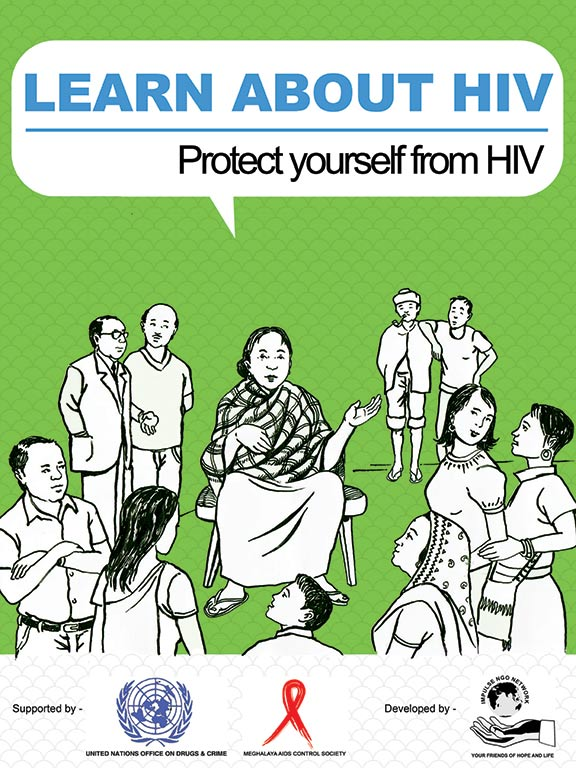 UNODC MACS HIV Awareness - Learn