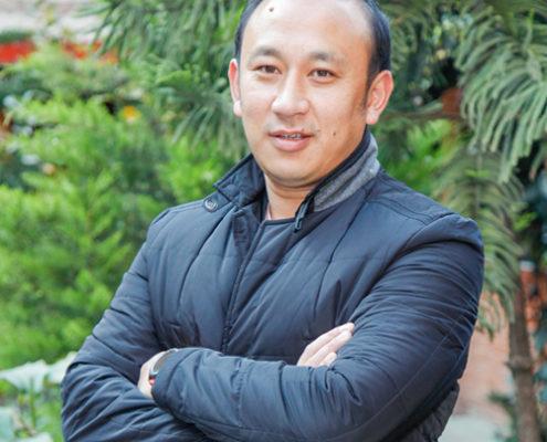 Tashi Rapten Barfungpa - Lawyer, India