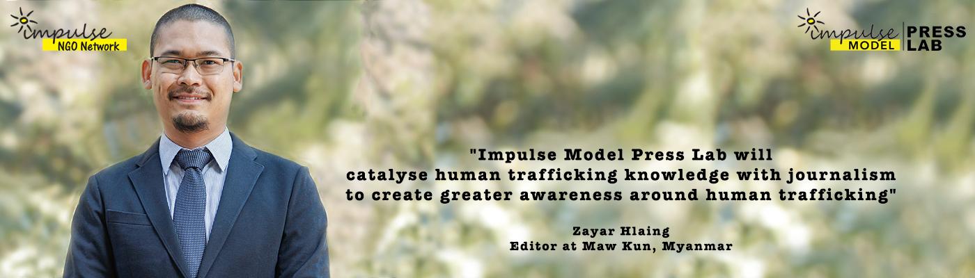 Zayar Hlaing - Press Lab