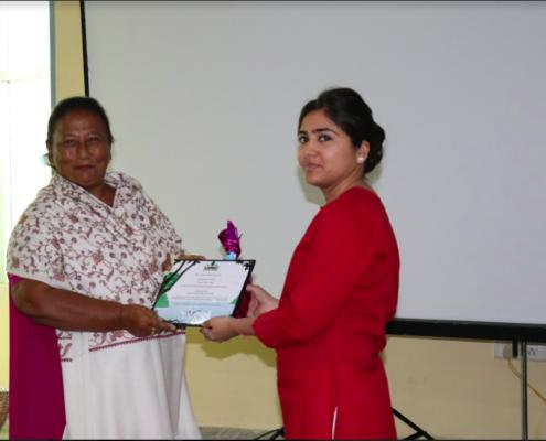 Dolly Khonglah, Exporter and Entrepreneur with Aparna Sharma, Senior Research Associate, Cuts International