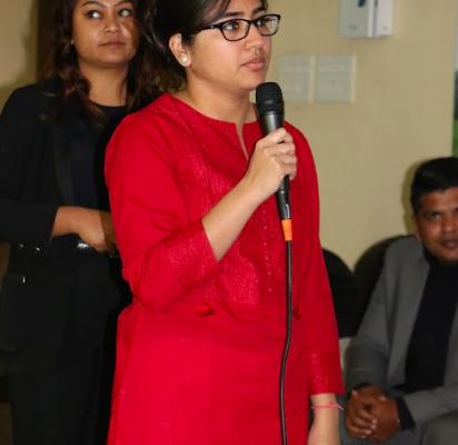 Aparna Sharma Senior Research Associate Cuts International