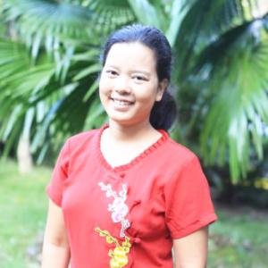 Nyien Nyien Myat Case Manager Myanmar